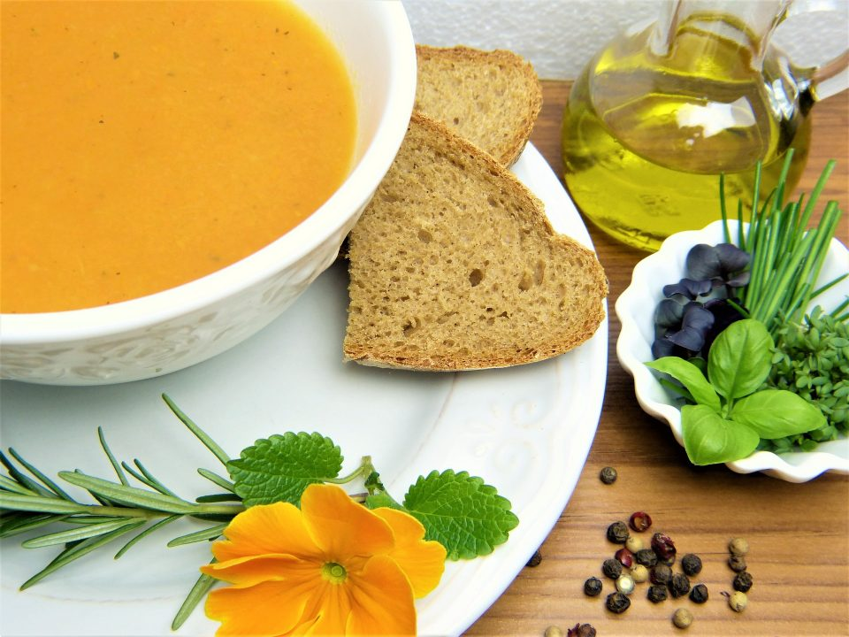 Dieta antifreddo, legumi verdure e proteine